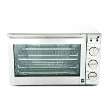 large countertop convection oven oster capacity 6 slice digital toaster half size