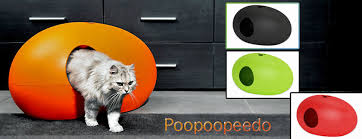 image covered cat litter. Stylish Covered Cat Litter Box From France Image U