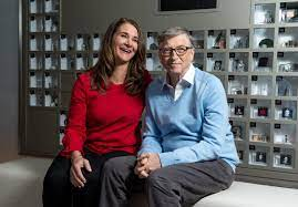 Relationship goals: Bill and Melinda Gates explain the algorithm of love to  us