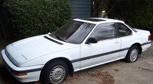 1988 Honda Prelude - Partsopen