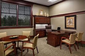 executive desk wooden traditional commercial president kimball office
