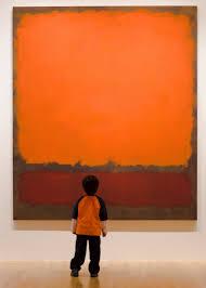 orange red orange by mark rothko 1961 2
