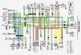 honda xrr wiring diagram honda wiring diagrams