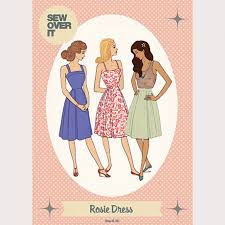 Sew Over It Patterns Enchanting Sew Over It Sewing Patterns Dressmaking Patterns Sew Over It