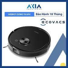 Robot hút bụi lau nhà thông minh ecovacs deebot ozmo t8 aivi(bản quốc tế) -  hàng chính hãng - Sắp xếp theo liên quan sản phẩm