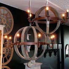 french wine barrel chandelier french wine barrel chandelier lamp shades excellent chandelier drum