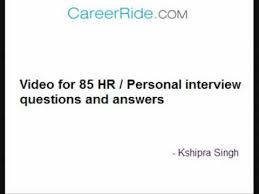 interview for hr position questions and answers hr interview questions and answers youtube