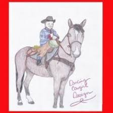 Western Coloring Pages Free Printables Cowboys Cowgirls Horses