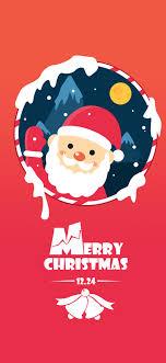 Santa iPhone Wallpapers on WallpaperDog