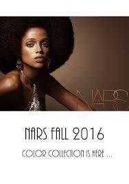 nars fall 2016 makeup collection