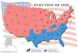 Issues Of The 1920s Cause Effect Chart United States Presidential Election Of 1920 History