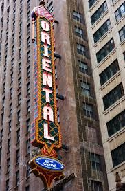 The Loops Historic Oriental Theatre Changes Its Name