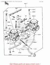 Kawasaki kz440 ltd carburetor assy a2a3a bigkar09719987 b2b5 bayou wiring diagram 250 home building 2008 physical