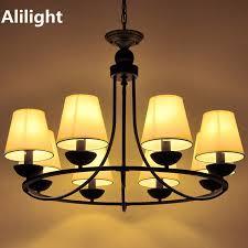 fancy lighting. Modern Iron Arts Chandeliers Black Hanging Lamp Fancy Lighting Lights For Bedroom Dining Living Room Study