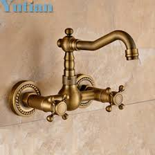 mounted swivel kitchen faucet tap bathroom