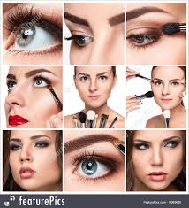 makeup collage low onvacations wallpaper image