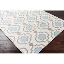 latest blue geometric area rug cairo transitional 6 7 x 9 free