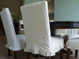 lovely marvelous chair slipcovers only from scratch slipcovered parsons chairs for the dining room