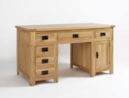 solid wood desks for home office online  oak furniture solutions
