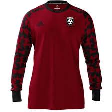Massive Adidas Youth Mi Assista 17 Goalkeeper Jersey Red Black