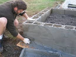 Small Picture 11 best Cinder Block Raised Garden images on Pinterest Raised