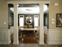 pillars for home decor decoration roman roman column home pillars