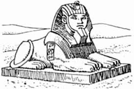 Small Picture Egyptian coloring Egyptian coloring Mummies Worksheets