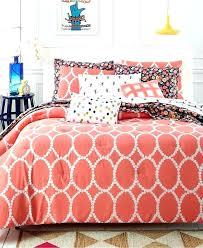 burnt orange bedding comforter set in dark