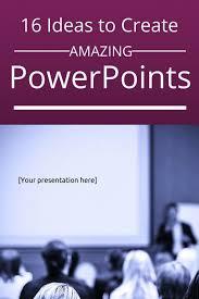 16 Presentation Ideas Powerpoint Examples Public Speaking
