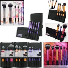 real techniques core collection new packaging. new real techniques makeup brushes core collection, starter kit, sam \u0026 nic picks | ebay collection packaging
