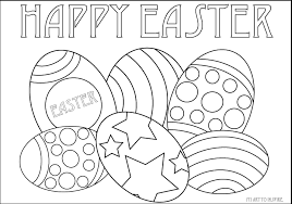 Easter Eggs Coloring Pages Egg Sheets My Art To Inspire
