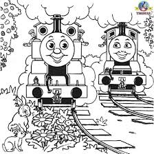 Small Picture Free Coloring Pages For Boys Worksheets Thomas The Train Pictures