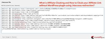 What is Affiliate Cloaking and How to Cloak your Affiliate Link ...