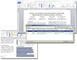 Ieee sa also provides useful templates available in adobe® framemaker® or microsoft® word. Overview Details Docear
