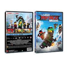 The Lego Ninjago Movie (DVD) - Poh Kim Video