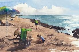 Caspersen Beach Tide Chart Amazing Shark Teeth Paintings Fine Art America