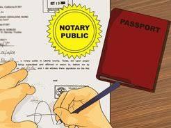 Notarized Copy Copy Certification Attestation