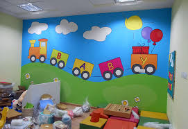 bbytt big cool school wall decoration