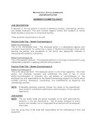 hairstylist resume sample cosmetology instructor cover letter free hair stylist resume