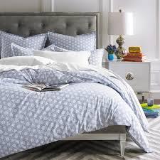 newport duvet  modern bed  bath  jonathan adler