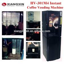 Instant Coffee Vending Machine Amazing Hv488m48 Mixing Style Instant Coffee Vending Machine 48 Selections