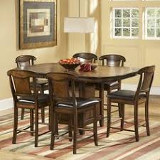 tribecca home glenbrook 7 piece counter height dining set overstock ping big counter height dining tabledining room