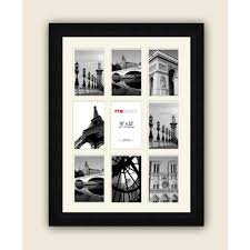ptm images 9 opening 4 in x 6 in tan matted black photo