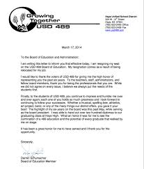 Letter To Board Of Directors Template Sponsor Thank You Letter