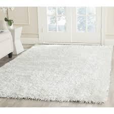 white fur rug ikea furry target fluffy black faux area furniture fabulous rugs clearance plush flokati bear skin large fo cowhide fake grey small