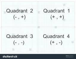 4 Quadrant Graph Paper Free Printable Coordinate Grid Paper