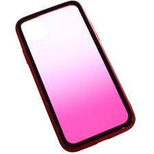 Купить <b>Чехол Zibelino</b> Gradient для <b>Apple</b> IPhone 11 красный ...