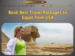 book best travel packages to egypt from