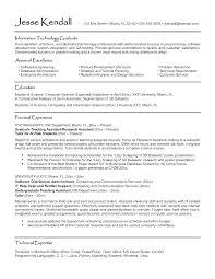 College Student Sample Resume Student Resume Objectives Sample