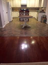 kitchen floor dilemma tile vs hardwood wood floors in kitchen vs tile